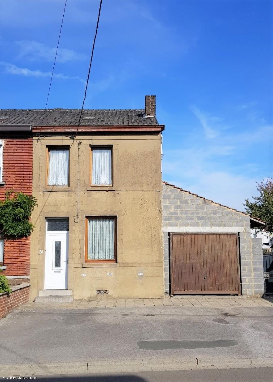 Bureau godin maison 3 fa ades avec garage terrain avec boxes pour chevaux fraciennes - Acheter un garage pour le louer ...
