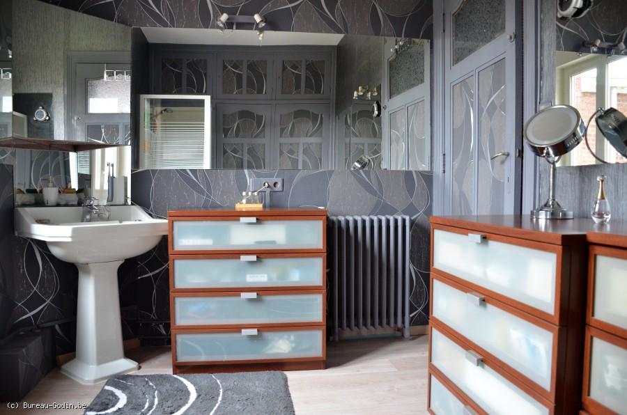 Bureau godin magnifique demeure bourgeoise à charleroi