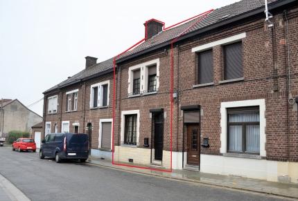 Bureau godin maison à vendre en province du hainaut